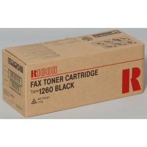 Toner Cartridge Type 1260 schwarz für Laserfax 3310, 4410, 4420