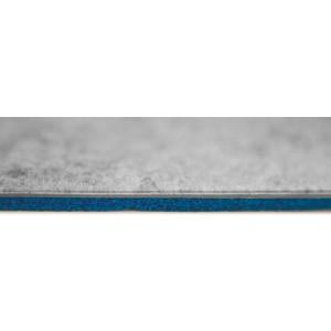 Matte für den Steharbeitsplatz glatte Oberfläche, grau # ERGOTOP