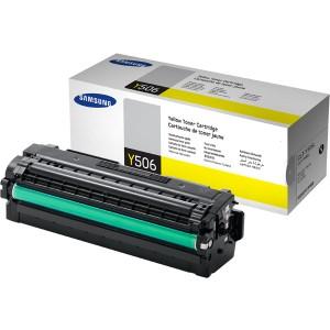 Toner Cartridge CLT-Y506L/ELS gelb für CLP-680ND, CLP-680DW,