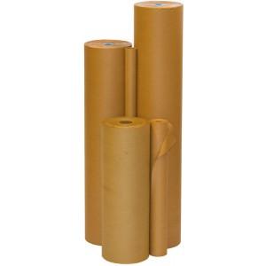 Packpapierrolle braun 0,75m x 4m 70g/qm