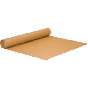 Packpapier-Rolle 0,50mx25m braun ger. 70g/m² zum Verpacken und Ausstopfen