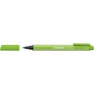Filzschreiber pointMax hellgrün,0,8mm Strichstärke, Nylonspitze, Kappe