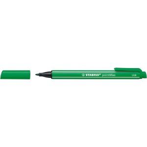 Filzschreiber pointMax smaragdgrün, 0,8mm Strichstärke, Nylonspitze,