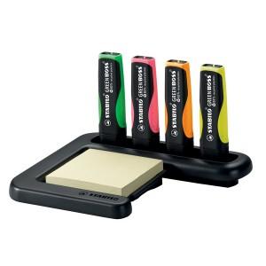 Textmarker Stabilo Green Boss Tischset, 2-5mm, nachfüllbar,