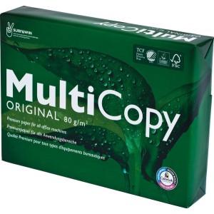 Kopierpapier MultiCopy A4 80g hochweiss (168 CIE Weiße)