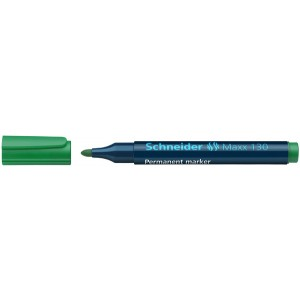 Schneider Permanentmarker Maxx 130 Rundspitze 1-3mm, grün