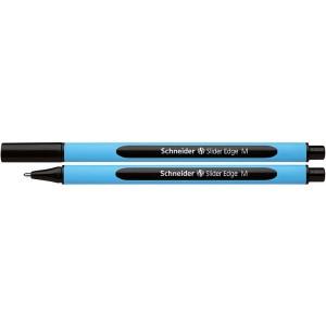 Kugelschreiber Slider Edge XB schwarz, Visco Glide