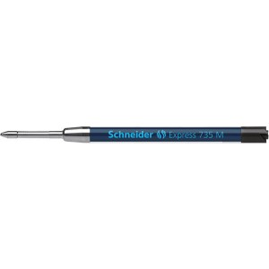 Kugelschreibermine 735 M schwarz