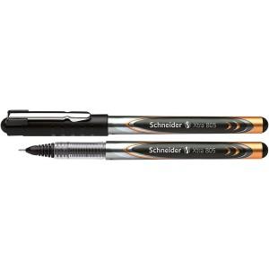 Tintenkugelschreiber XTRA 805 0,5mm, Röchrchenspitze, schwarz