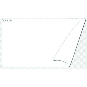 Versandetiketten, wiederlösbar, weiß 54mm x 101mm passend für