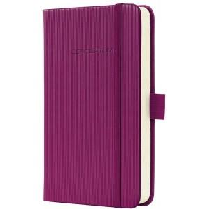 Notizbuch CONCEPTUM, 80g, Hardcover Softwave-Oberfläche, Wild Pink,