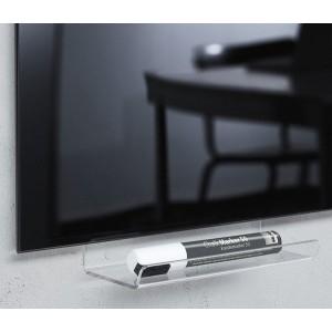 Sigel-Stifteschale artverum glasklar Acryl, 170x75x70mm