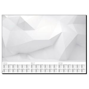 Schreibunterlage Design: Wall, 80g/qm, 595 x 410 mm, 30 Blatt,