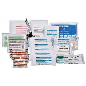 Füllung für Verbandsschrank Standard DIN 13157, 72-teilig