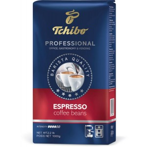 Tchibo Professional Espresso ganze Bohnen 1kg