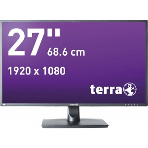 "LED Monitor 2756W schwarz 27"" 16:9 Breitbild-Format, Full-HD"