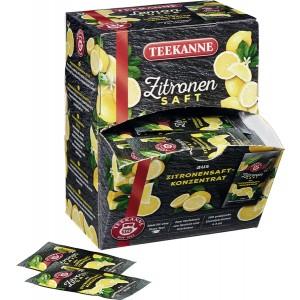 Zitronensaft, 100 Portionen à 4 ml