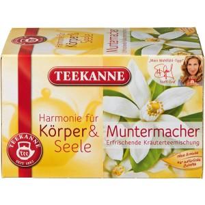 """Tee """"Muntermacher"""" Erfrischende Kräutermischung"""