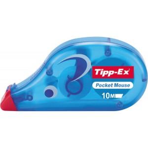 Korrekturroller Tipp-Ex Pocket-Mouse 4,2mmx10m, Einweg