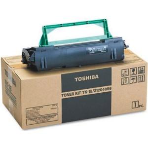Toner Fax TK-18 schwarz ca. 8.300 Seiten
