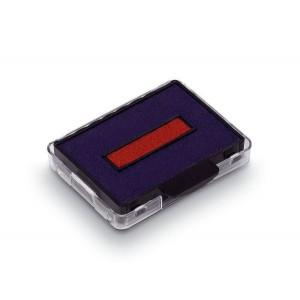 Ersatzstempelkissen für 5430 blau/rot