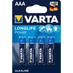 Batterie Micro High Energy AAA 1,5V Alkali-Mangan