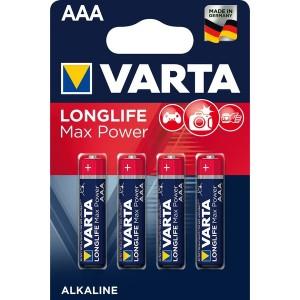 Batterie Micro Max Tech AAA 1,5V Alkali-Mangan