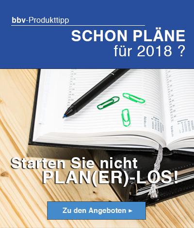 Produkttipp Planer